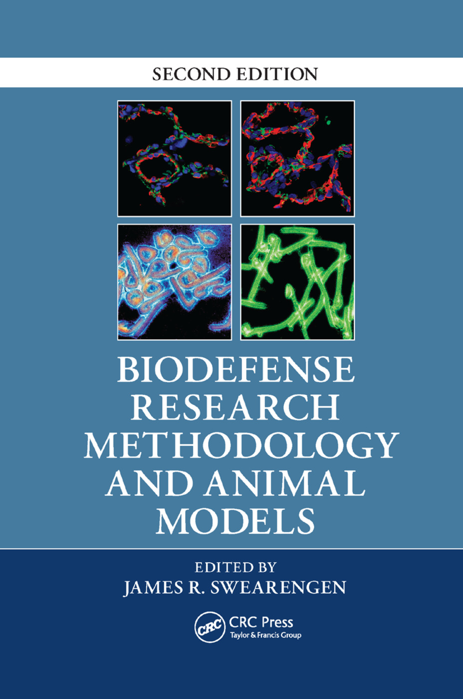 Biodefense Research Methodology and Animal Models book cover