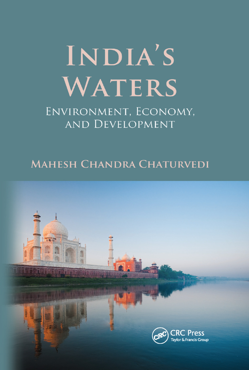 India's Waters: Environment, Economy, and Development, 1st Edition (Paperback) book cover