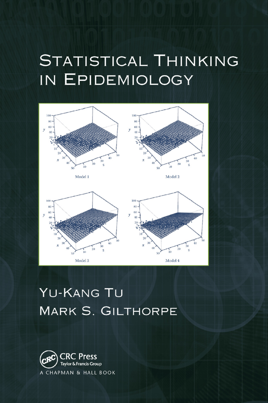 Statistical Thinking in Epidemiology: 1st Edition (Paperback) book cover