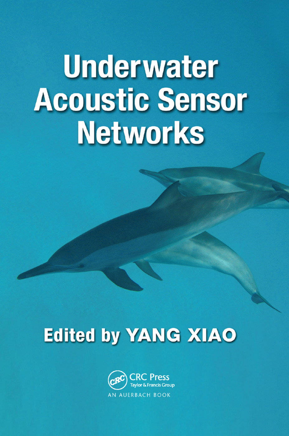 Underwater Acoustic Sensor Networks: 1st Edition (Paperback) book cover