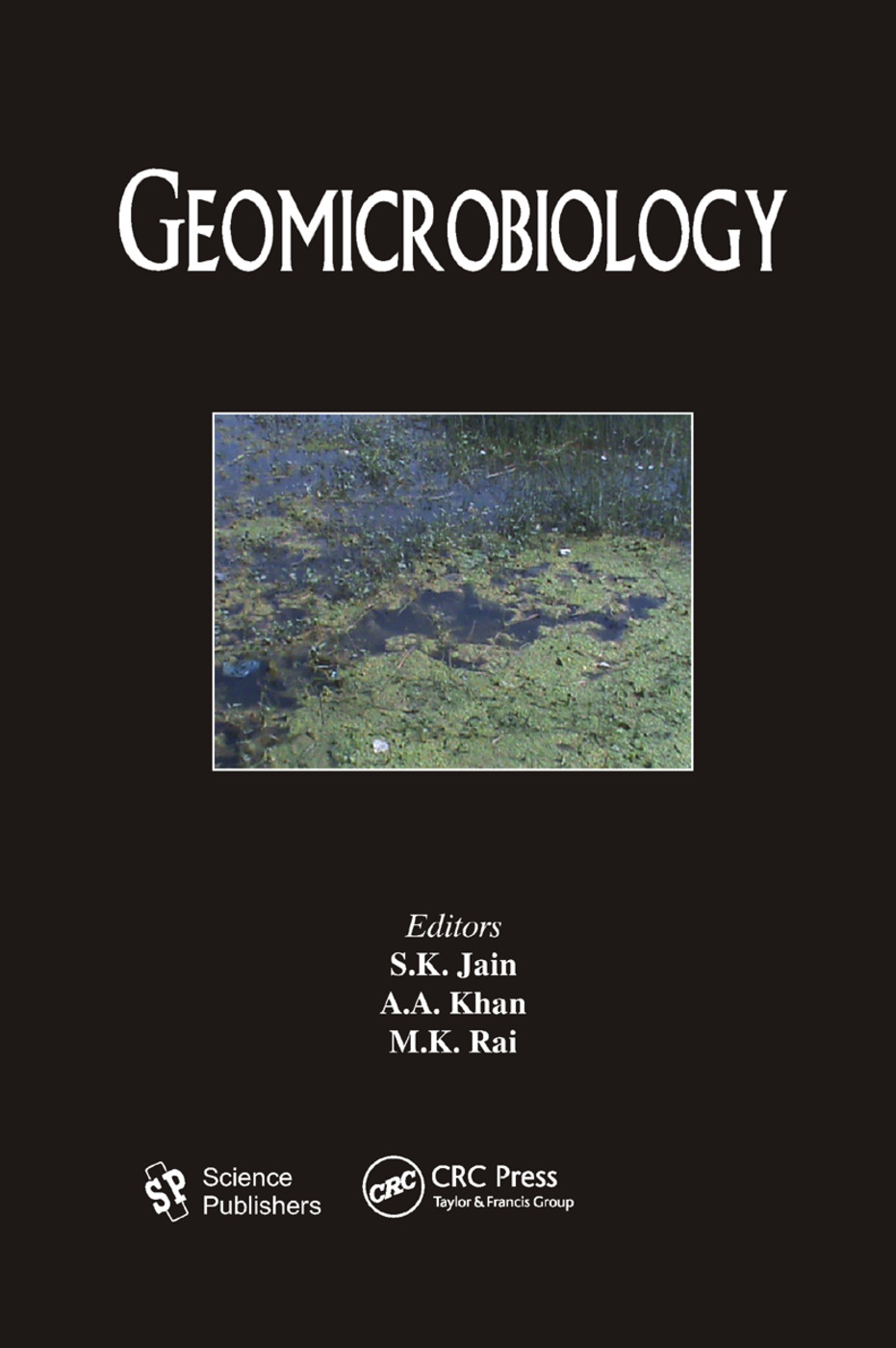 Geomicrobiology: 1st Edition (Paperback) book cover