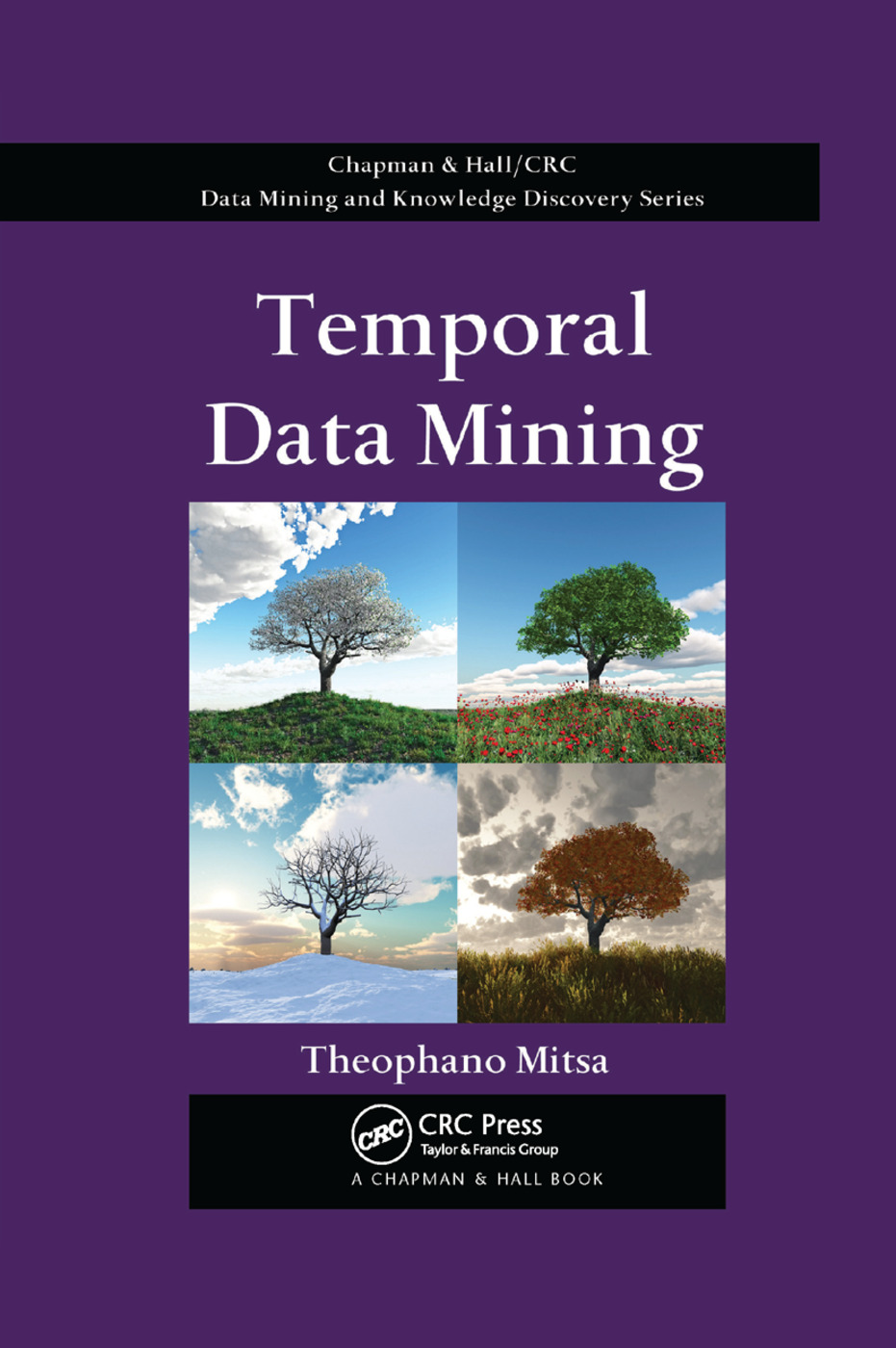 Temporal Data Mining: 1st Edition (Paperback) book cover