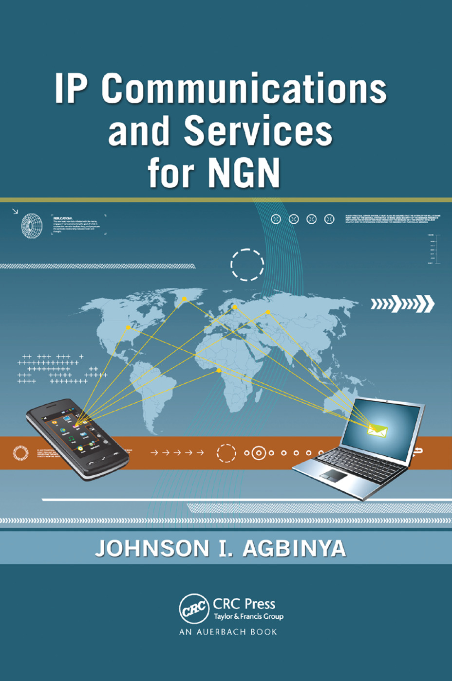 IP Communications and Services for NGN: 1st Edition (Paperback) book cover