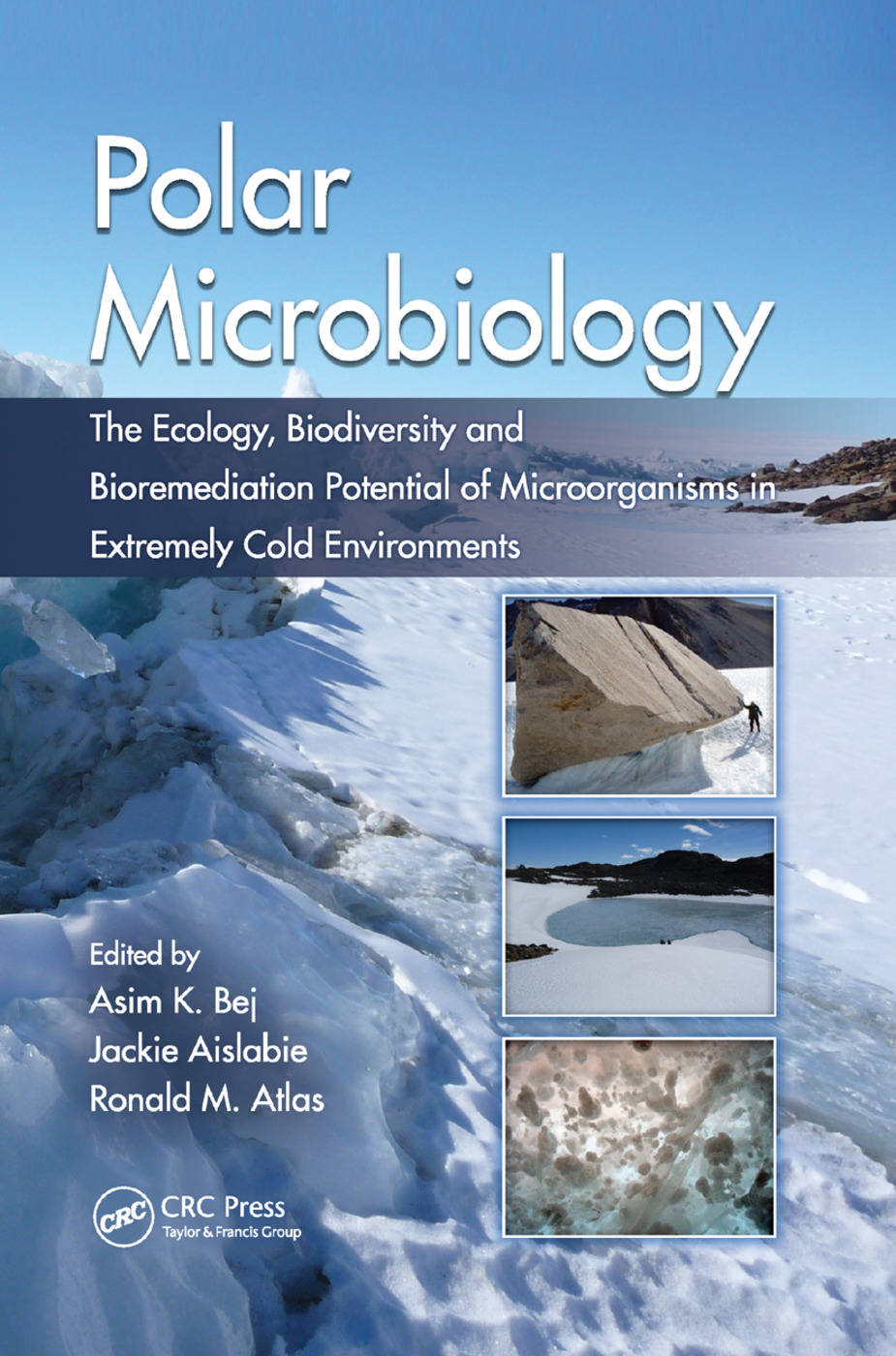 Polar Microbiology: The Ecology, Biodiversity and Bioremediation Potential of Microorganisms in Extremely Cold Environments, 1st Edition (Paperback) book cover