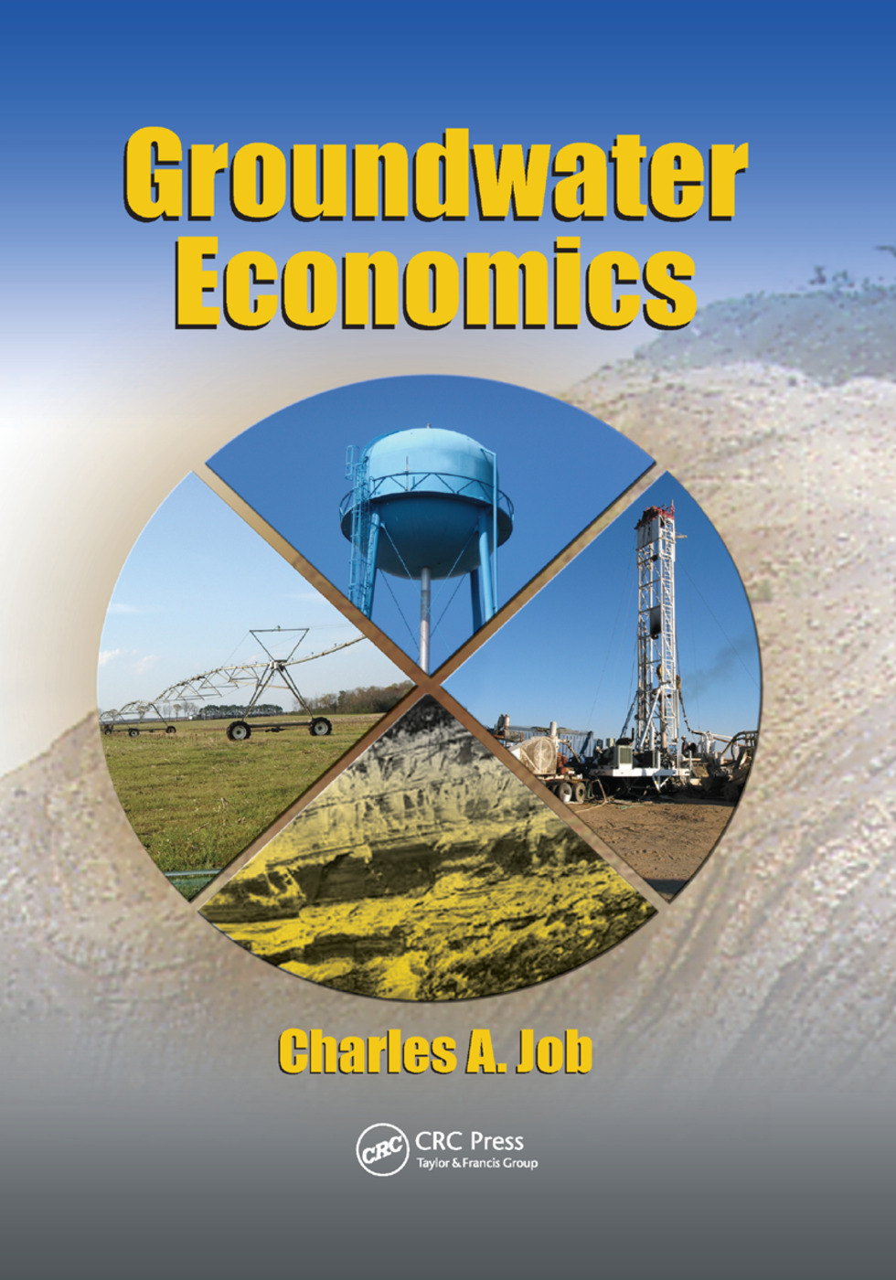 Groundwater Economics: 1st Edition (Paperback) book cover