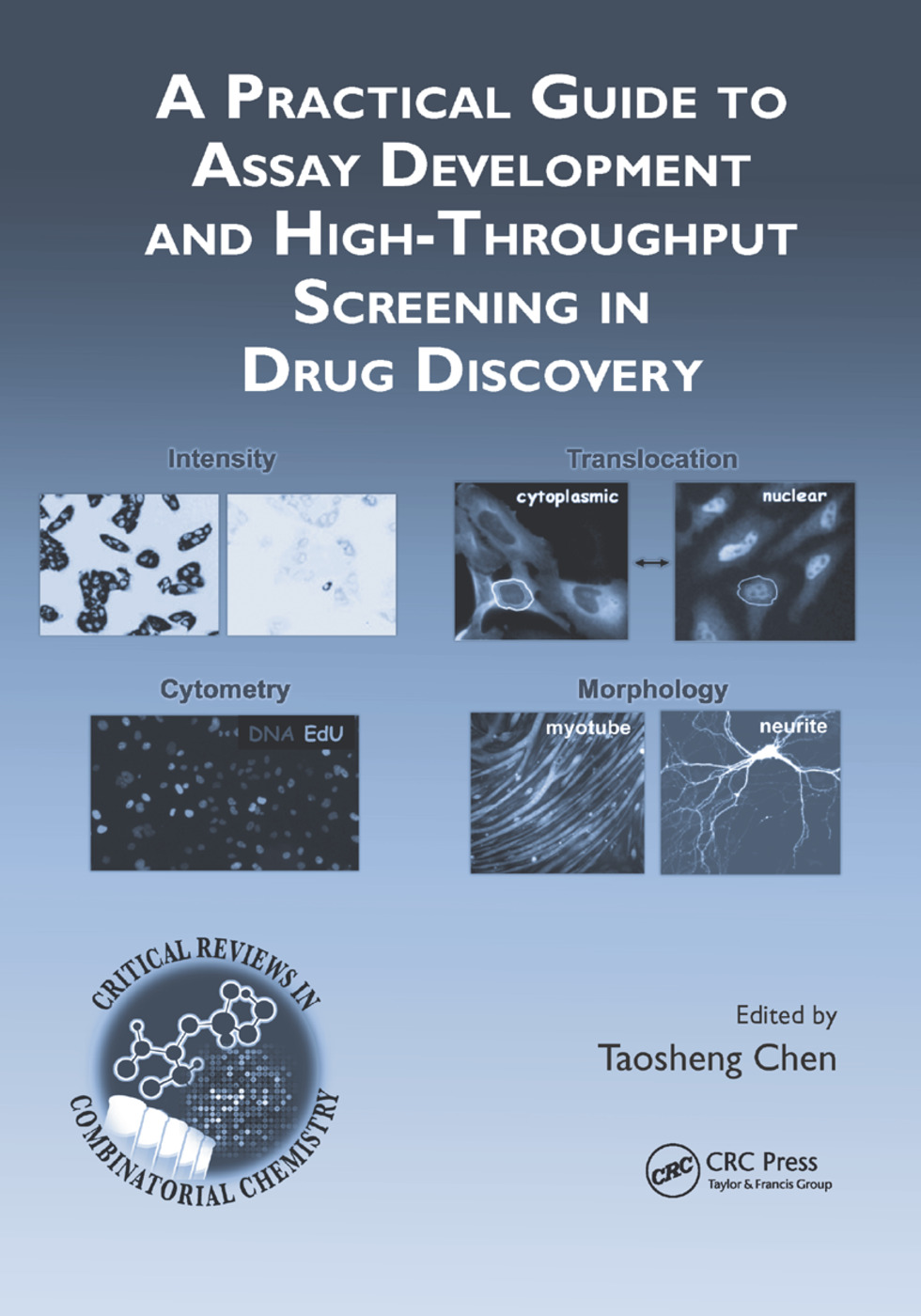 A Practical Guide to Assay Development and High-Throughput Screening in Drug Discovery: 1st Edition (Paperback) book cover