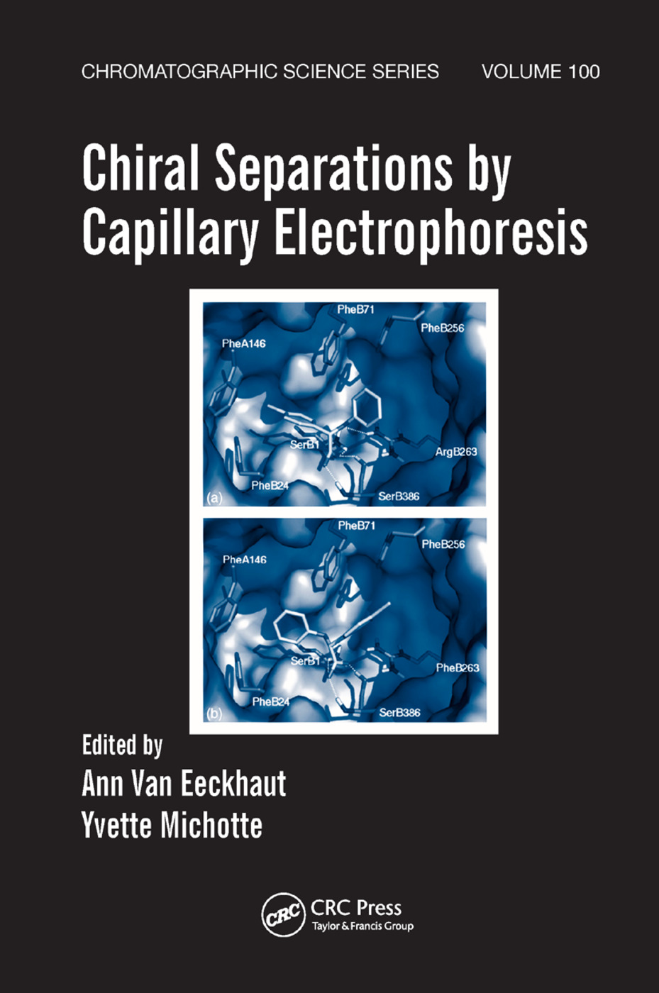 Chiral Separations by Capillary Electrophoresis: 1st Edition (Paperback) book cover
