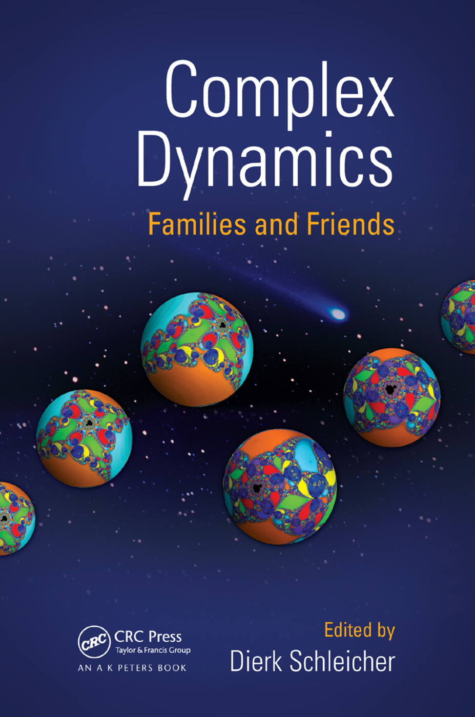 Complex Dynamics: Families and Friends, 1st Edition (Paperback) book cover