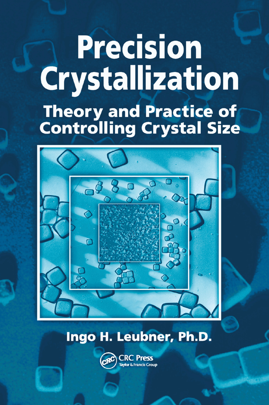 Precision Crystallization: Theory and Practice of Controlling Crystal Size, 1st Edition (Paperback) book cover