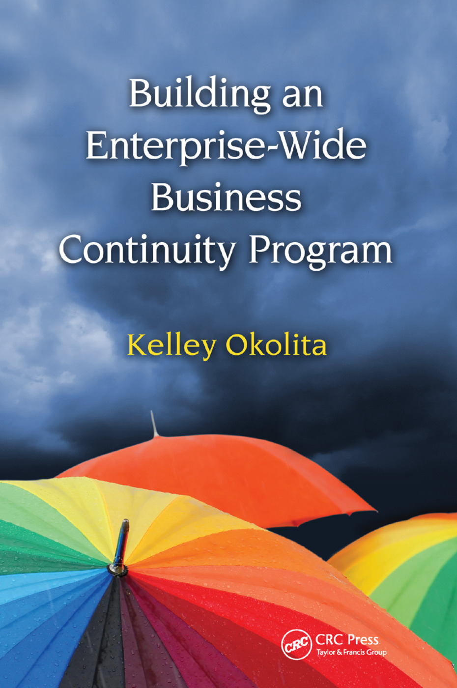 Building an Enterprise-Wide Business Continuity Program book cover