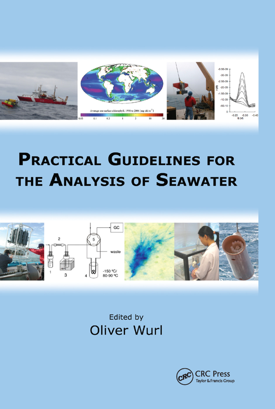 Practical Guidelines for the Analysis of Seawater: 1st Edition (Paperback) book cover