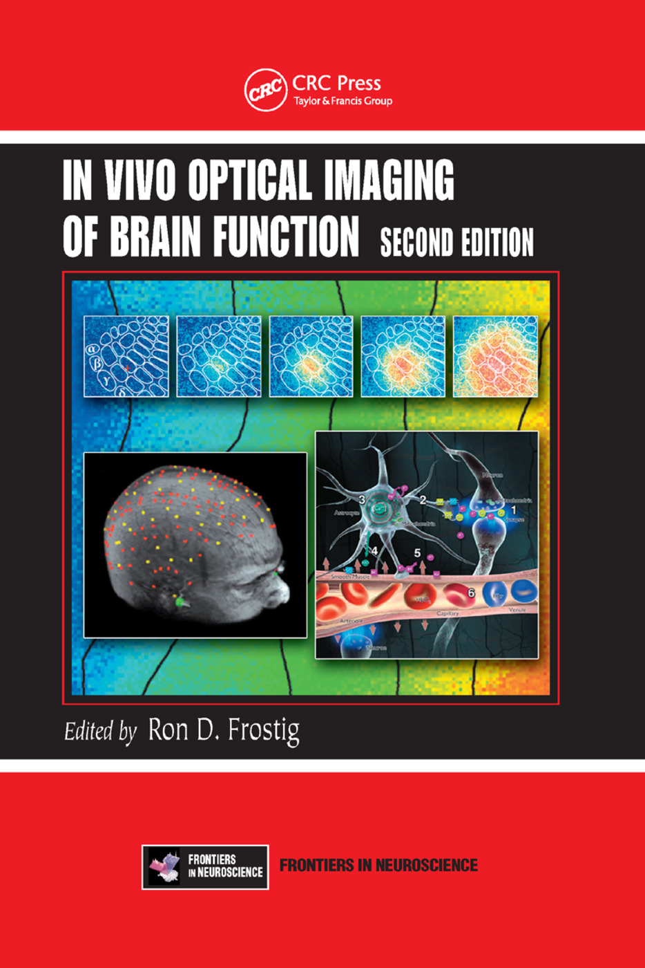In Vivo Optical Imaging of Brain Function: 2nd Edition (Paperback) book cover