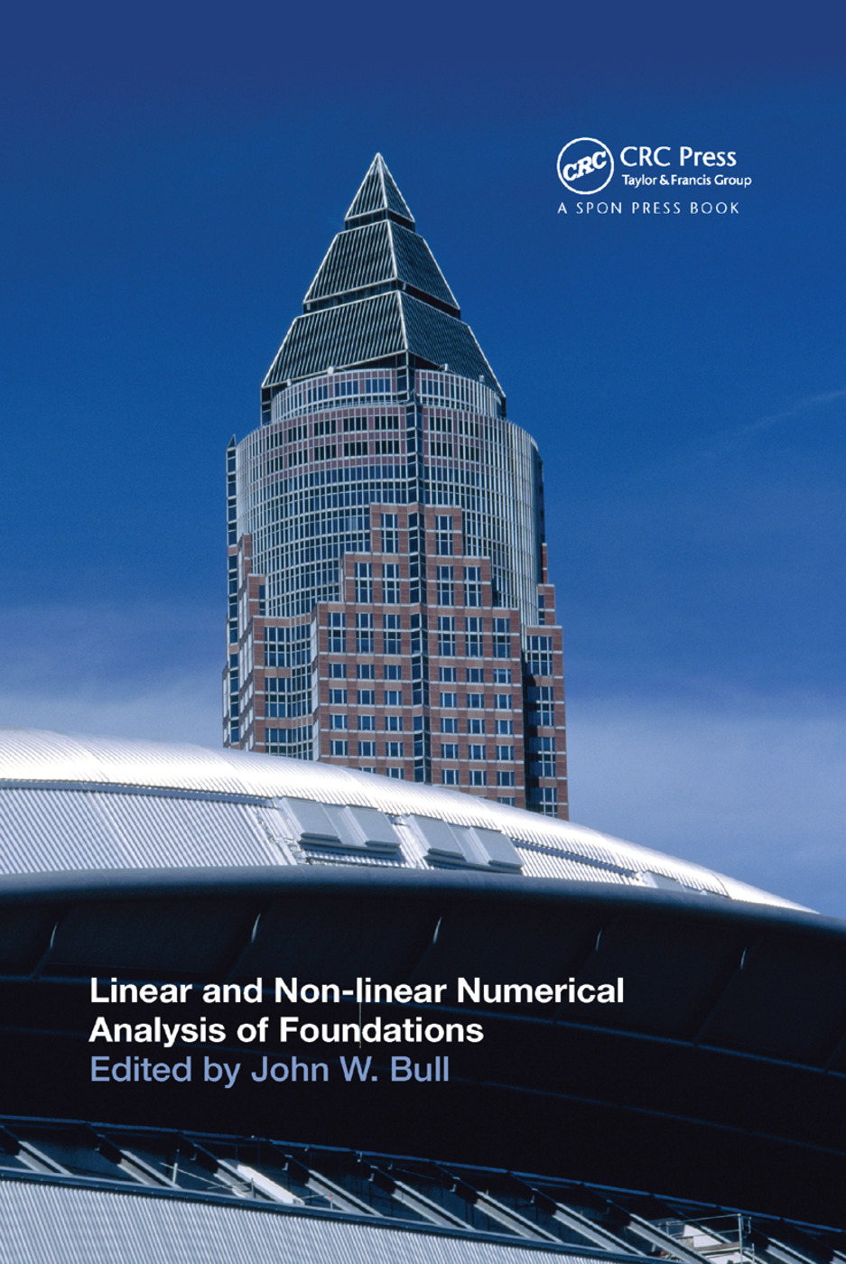 Linear and Non-linear Numerical Analysis of Foundations