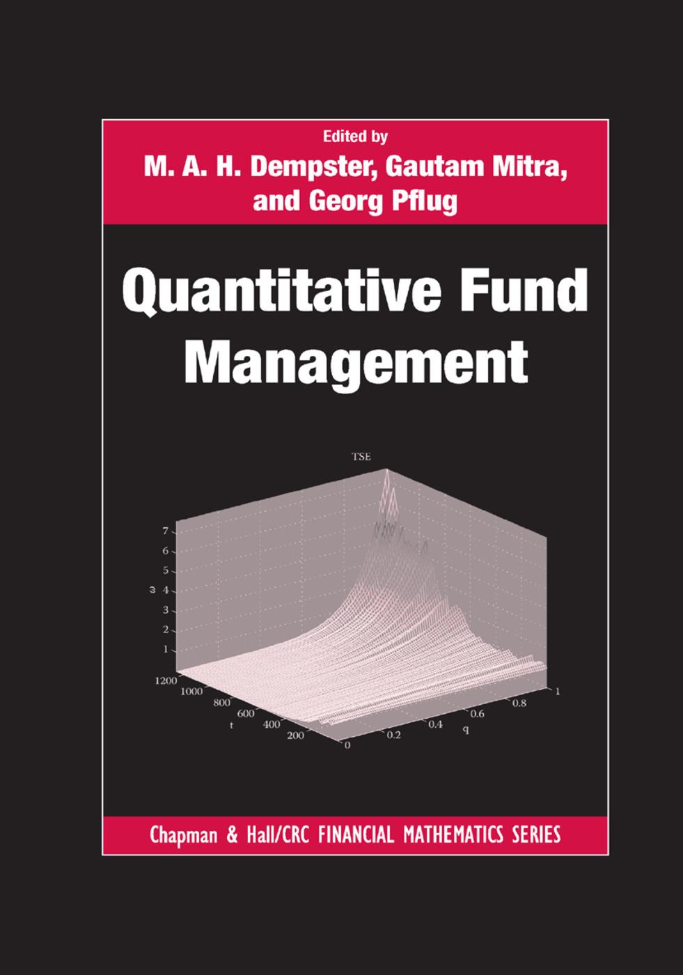 Quantitative Fund Management: 1st Edition (Paperback) book cover