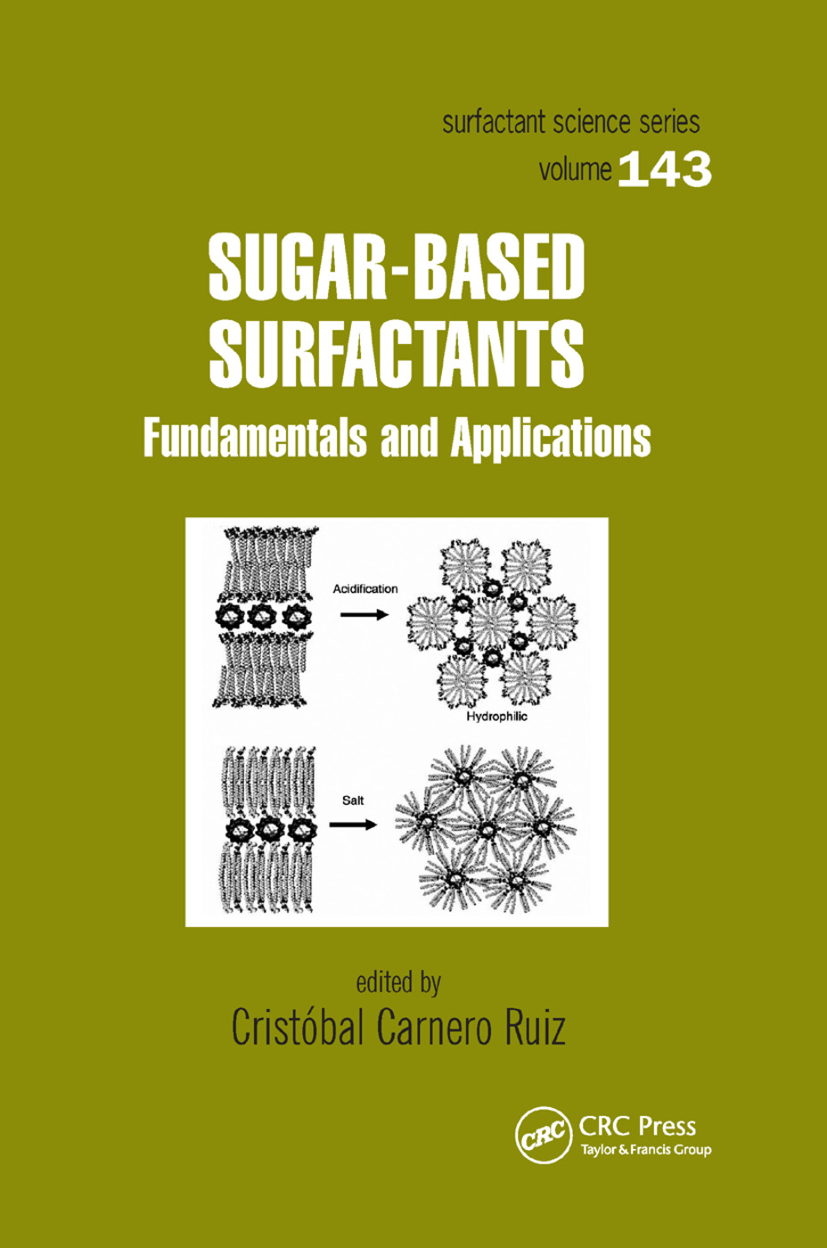 Sugar-Based Surfactants: Fundamentals and Applications, 1st Edition (Paperback) book cover