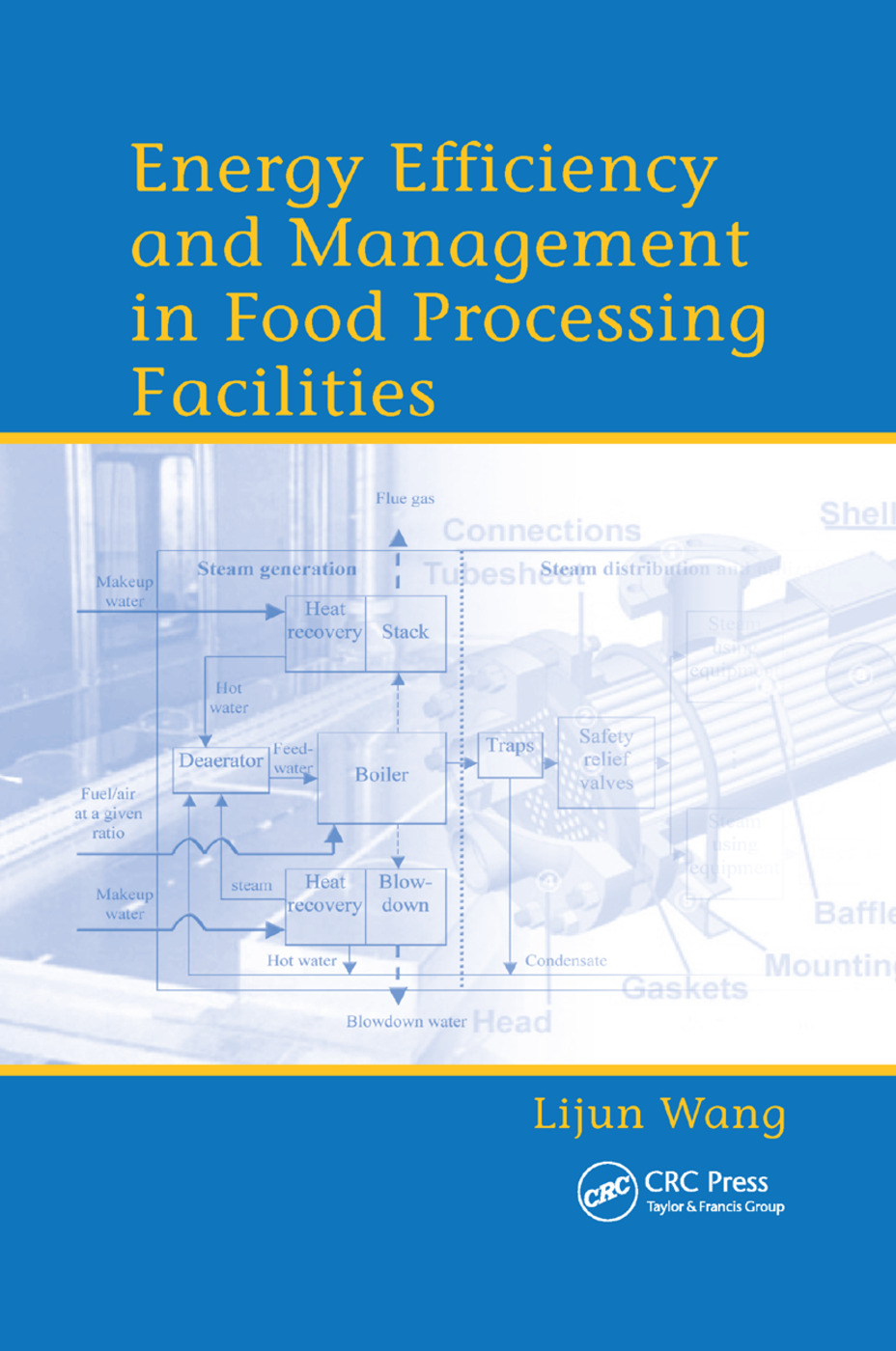 Energy Efficiency and Management in Food Processing Facilities: 1st Edition (Paperback) book cover