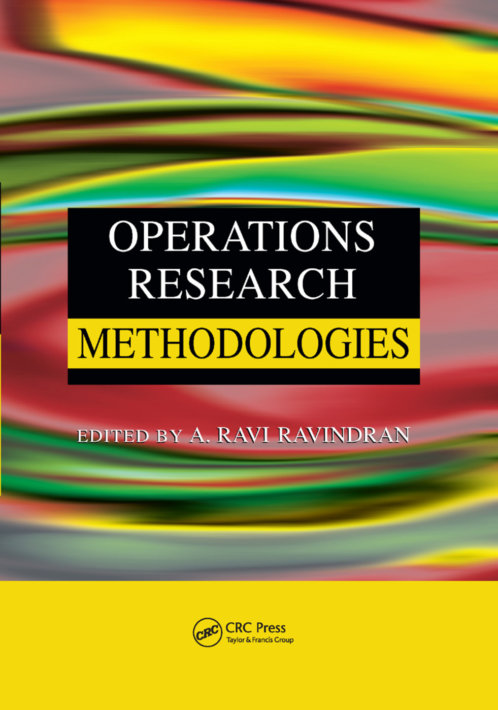 Operations Research Methodologies: 1st Edition (Paperback) book cover