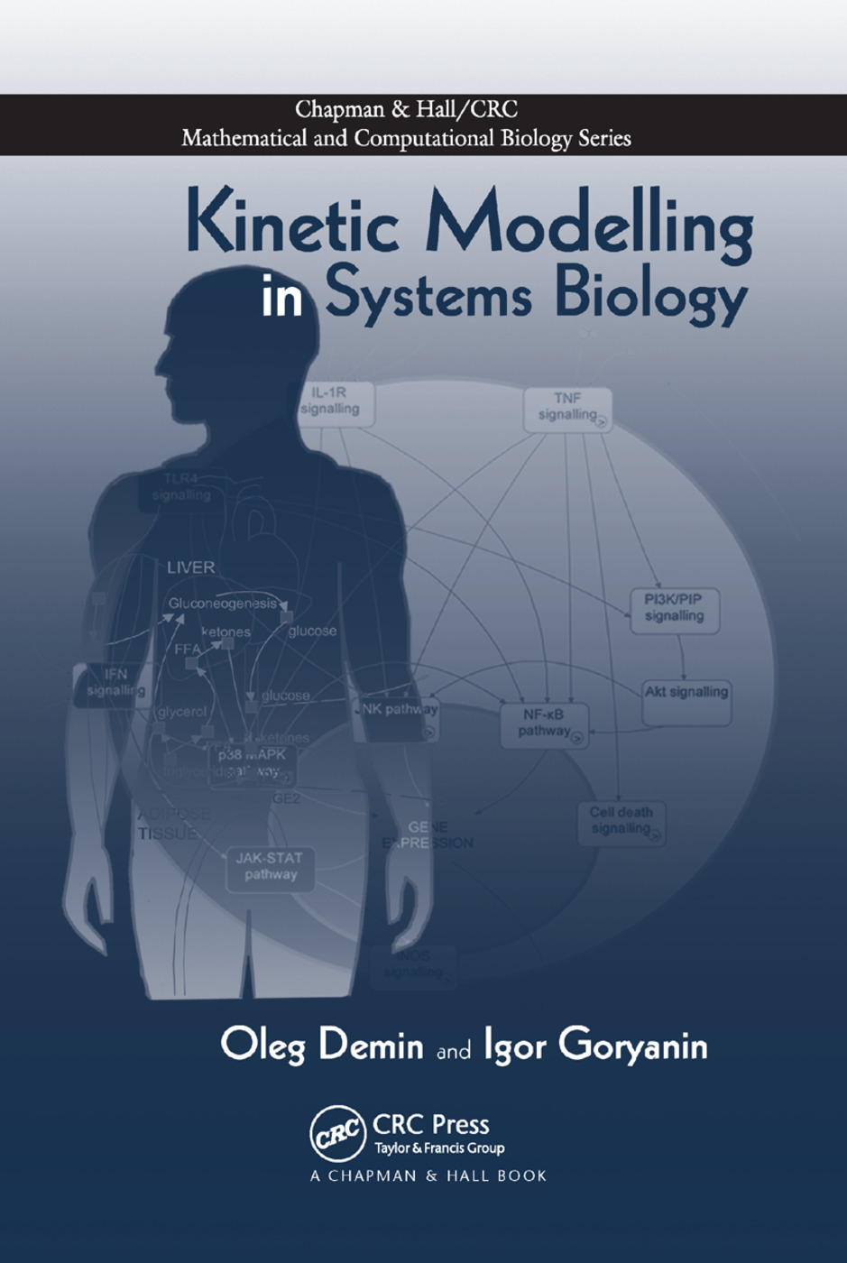 Kinetic Modelling in Systems Biology book cover