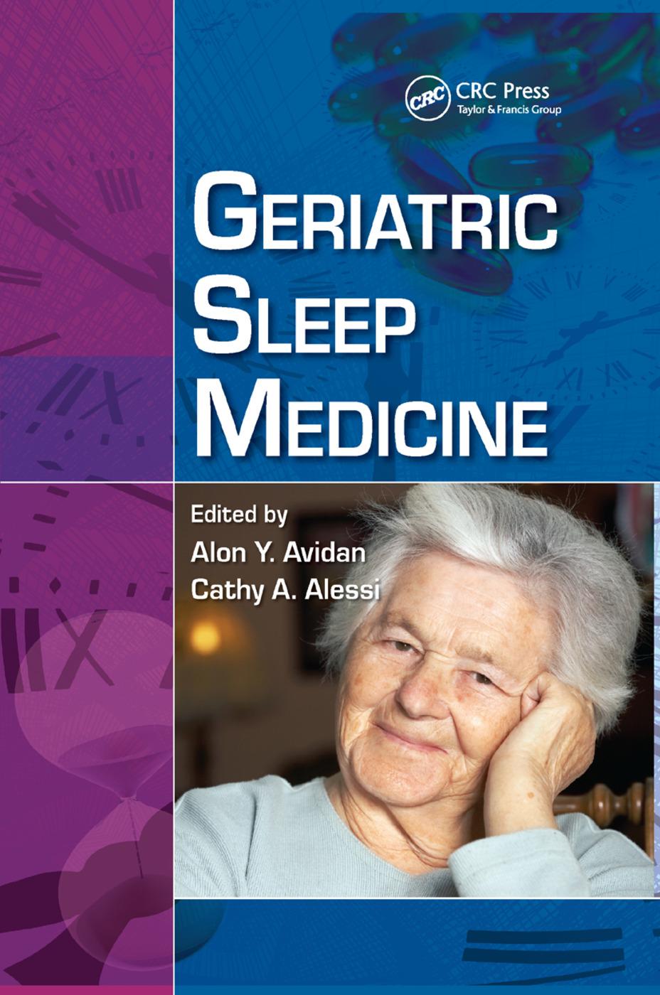 Geriatric Sleep Medicine: 1st Edition (Paperback) book cover
