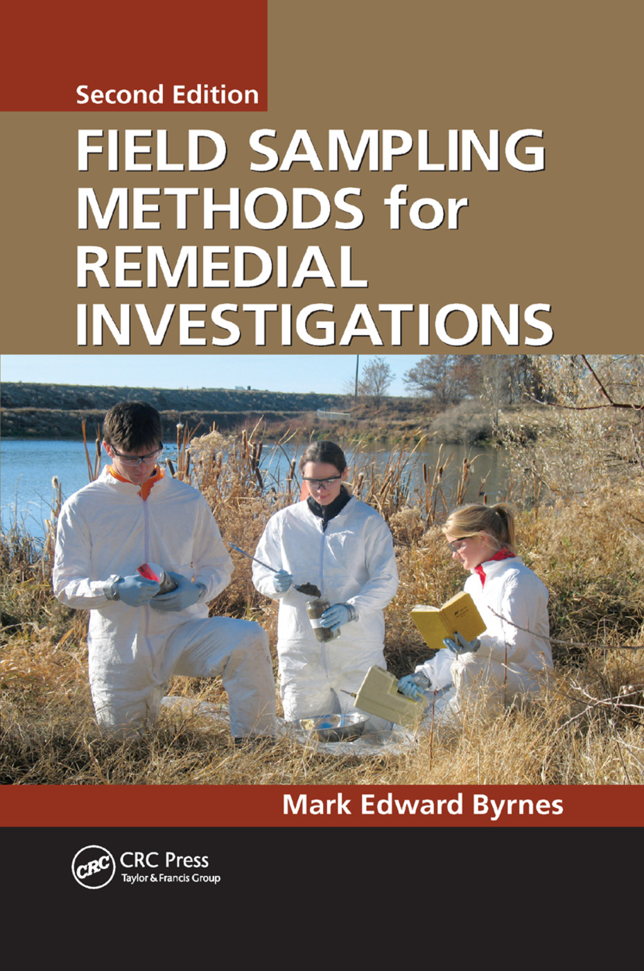 Field Sampling Methods for Remedial Investigations: 2nd Edition (Paperback) book cover