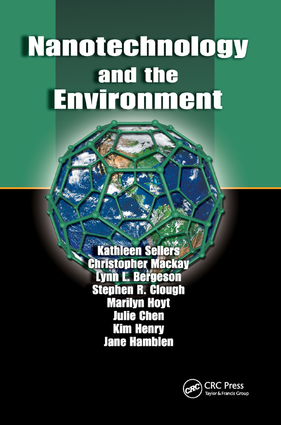 Nanotechnology and the Environment: 1st Edition (Paperback) book cover
