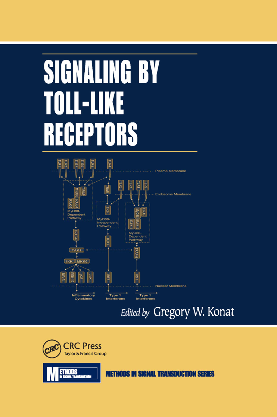 Signaling by Toll-Like Receptors: 1st Edition (Paperback) book cover