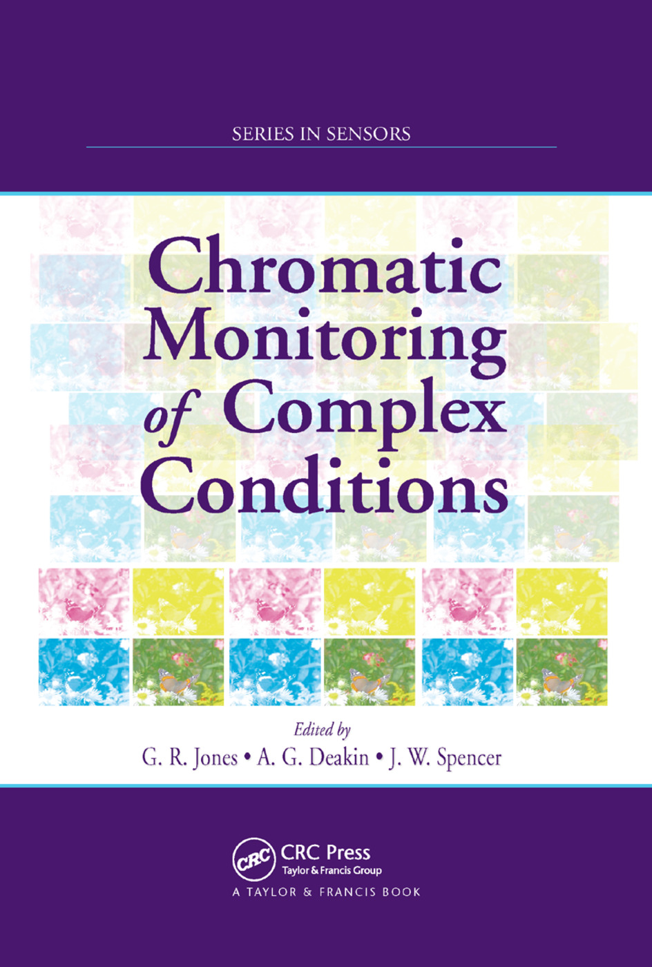 Chromatic Monitoring of Complex Conditions: 1st Edition (Paperback) book cover