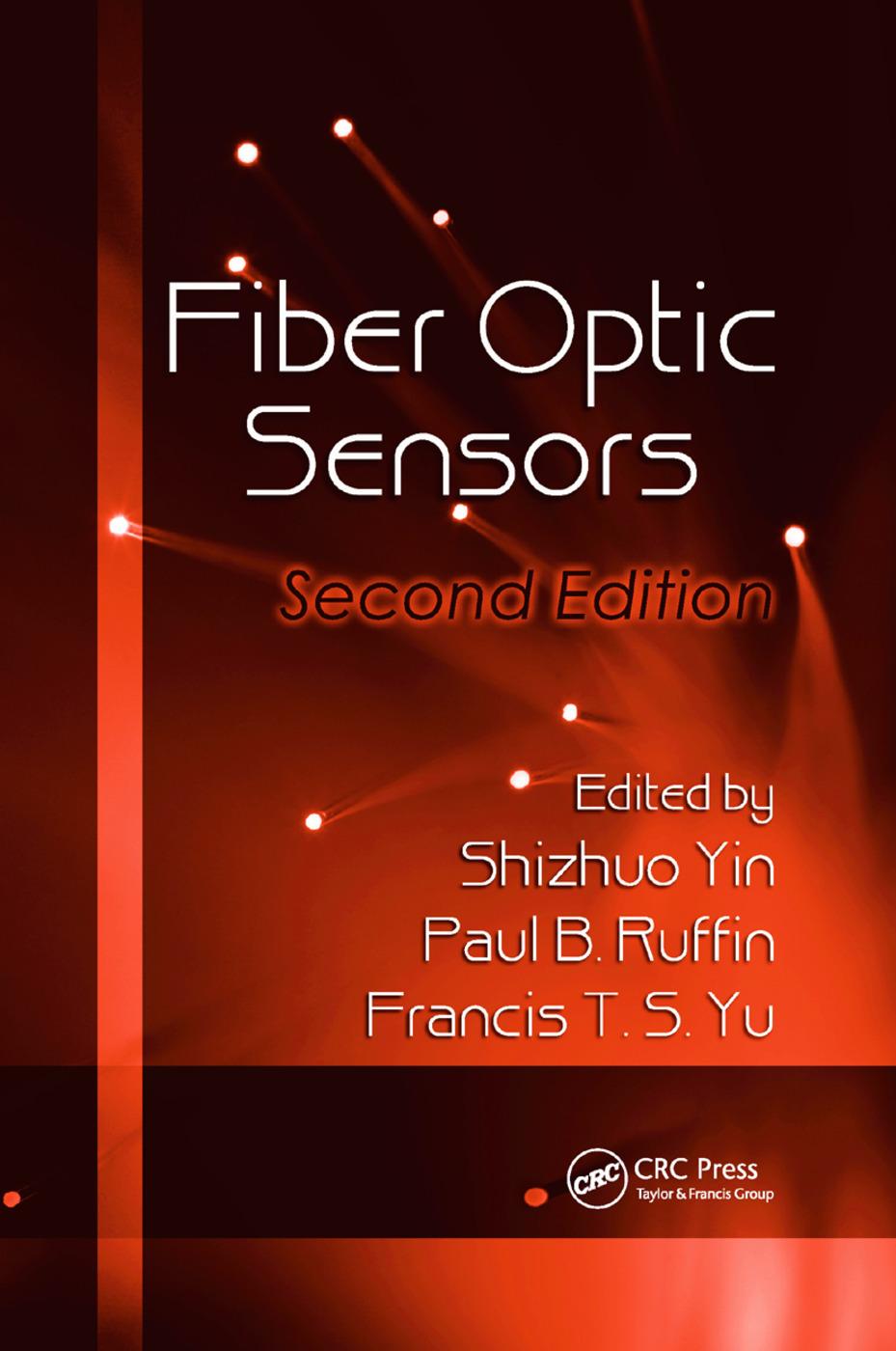 Fiber Optic Sensors: 2nd Edition (Paperback) book cover