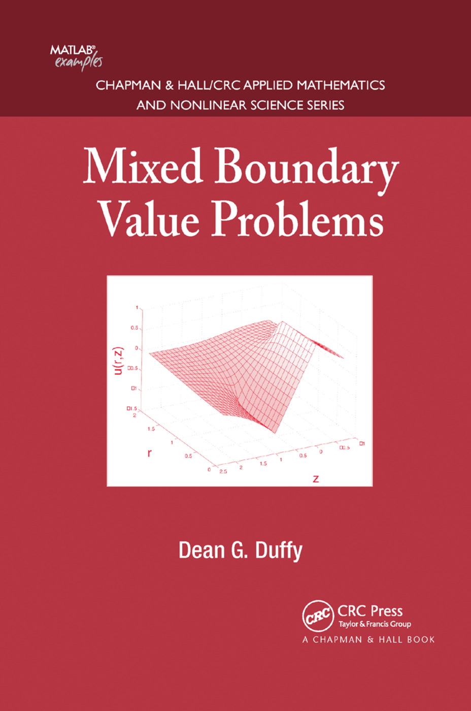Mixed Boundary Value Problems: 1st Edition (Paperback) book cover