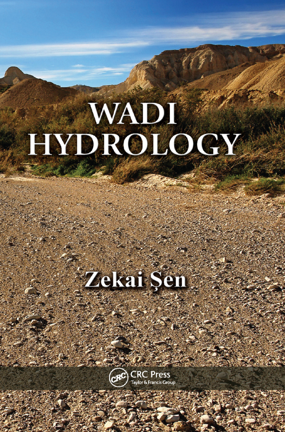 Wadi Hydrology: 1st Edition (Paperback) book cover