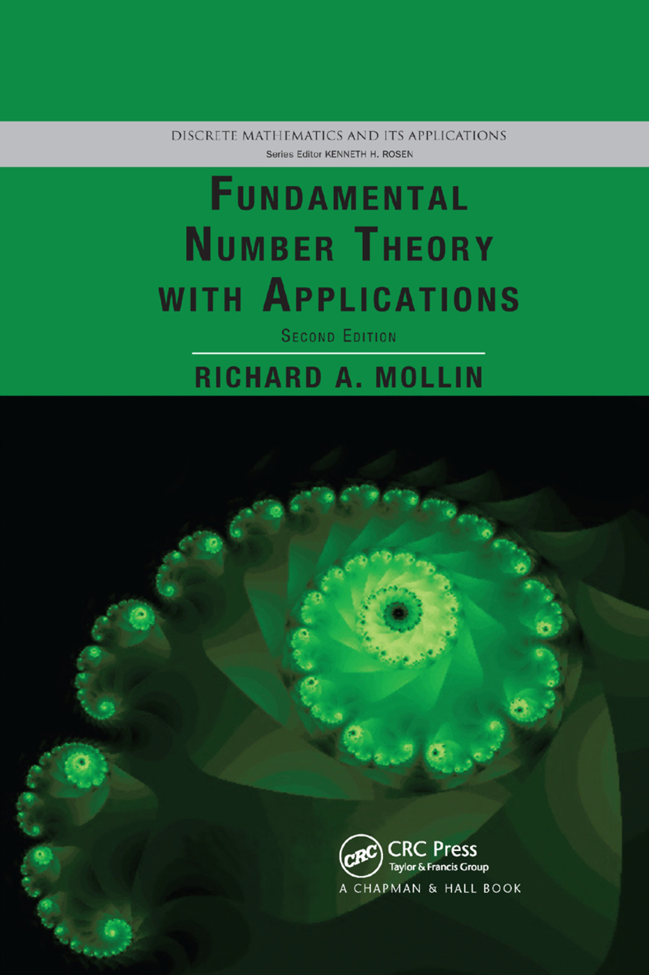 Fundamental Number Theory with Applications: 2nd Edition (Paperback) book cover
