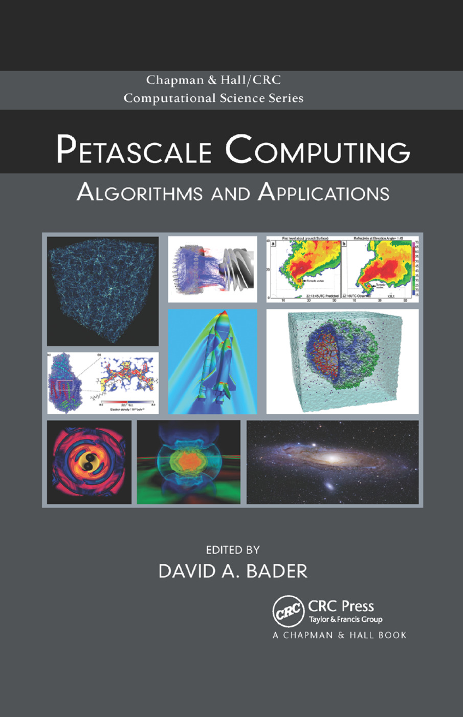Petascale Computing: Algorithms and Applications, 1st Edition (Paperback) book cover