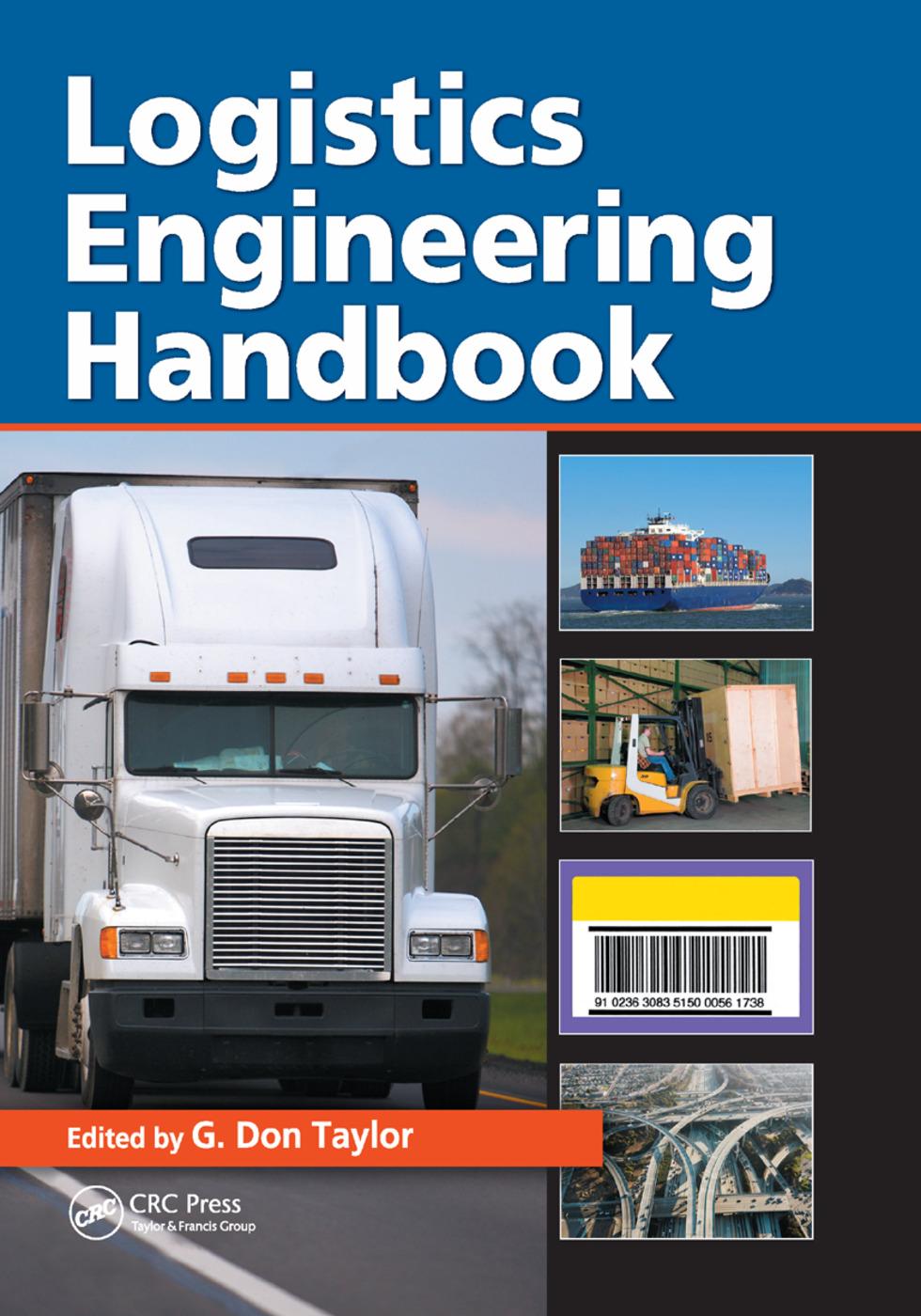 Logistics Engineering Handbook: 1st Edition (Paperback) book cover