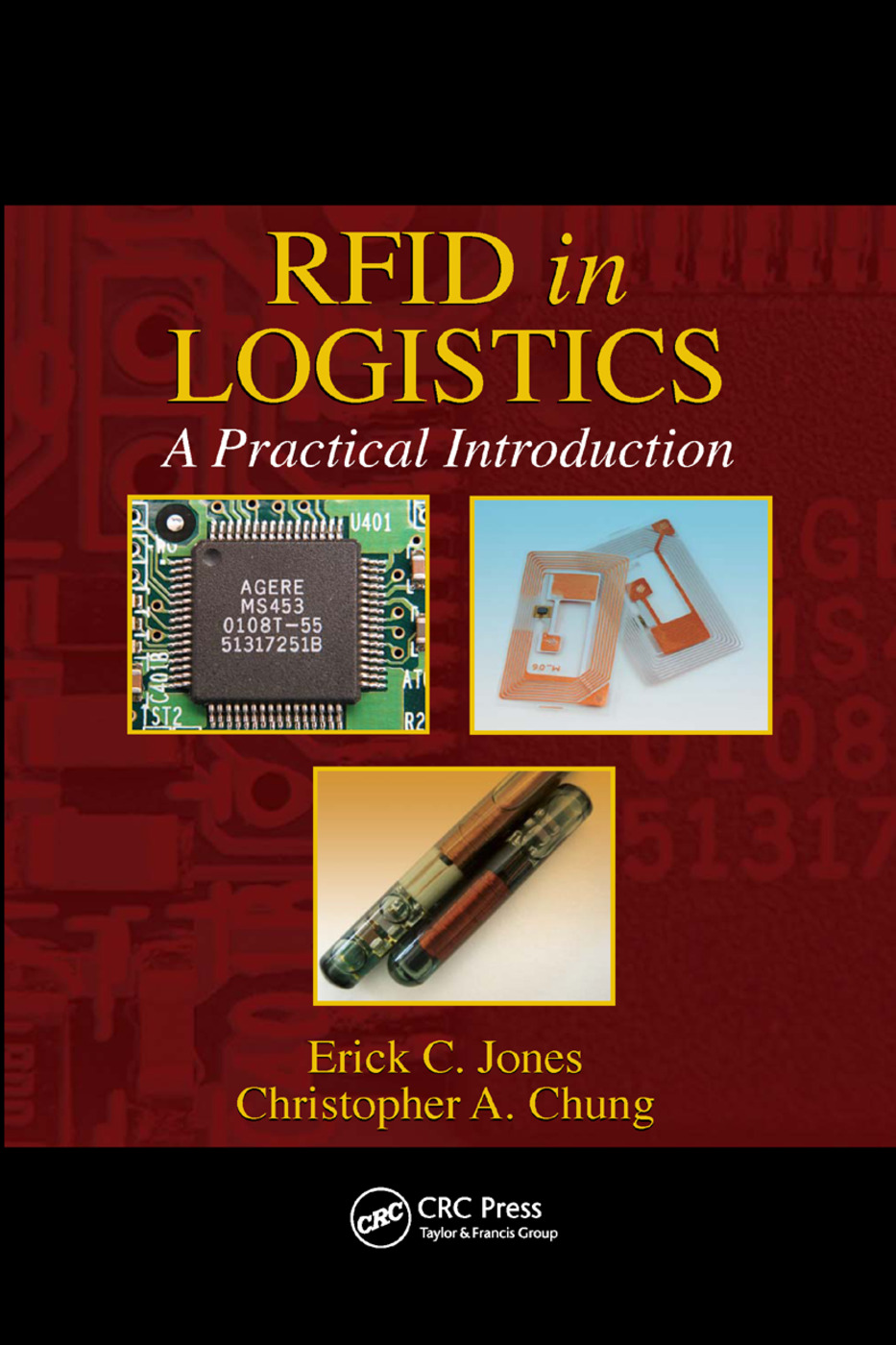 RFID in Logistics: A Practical Introduction, 1st Edition (Paperback) book cover
