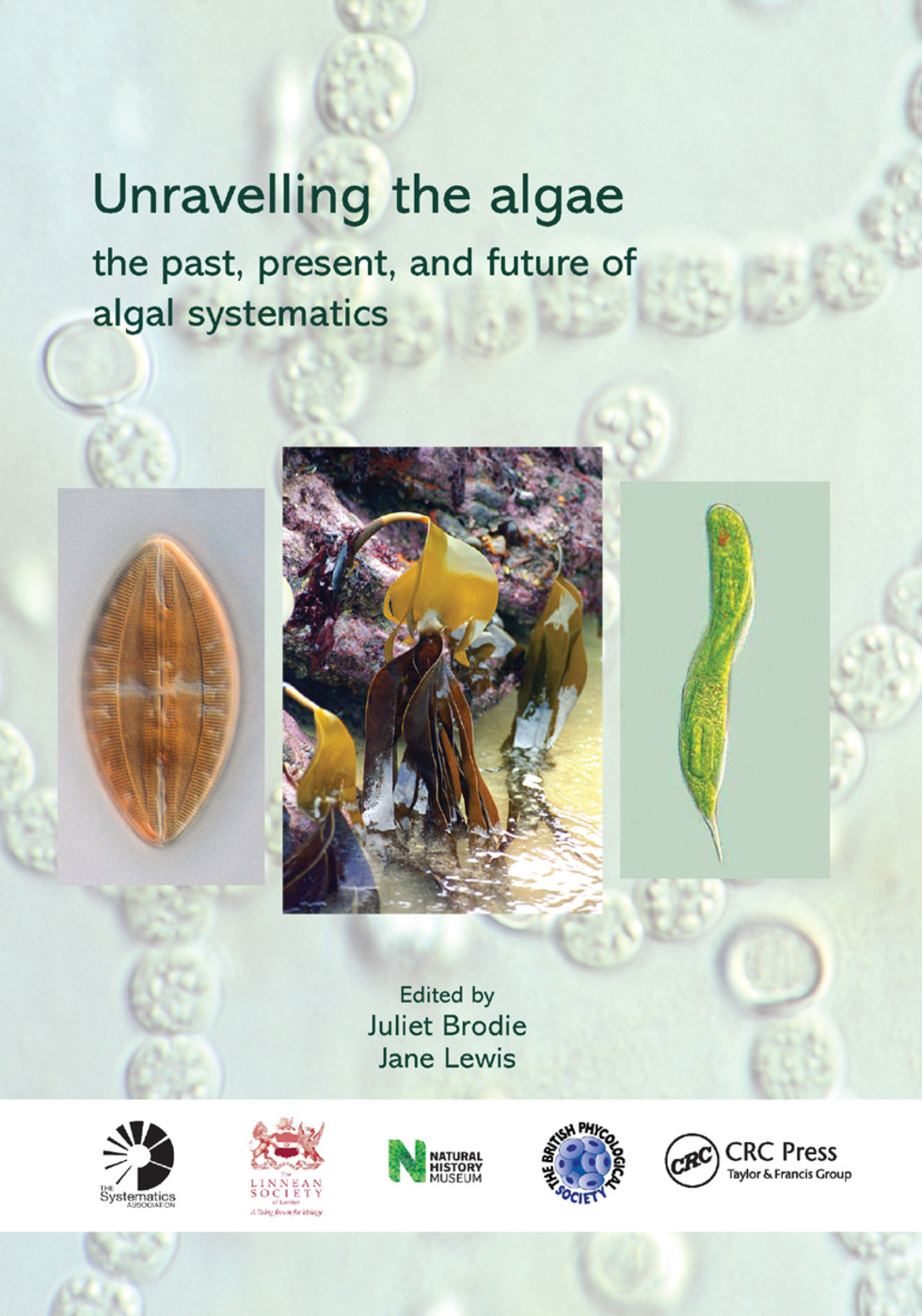 Unravelling the algae: the past, present, and future of algal systematics, 1st Edition (Paperback) book cover