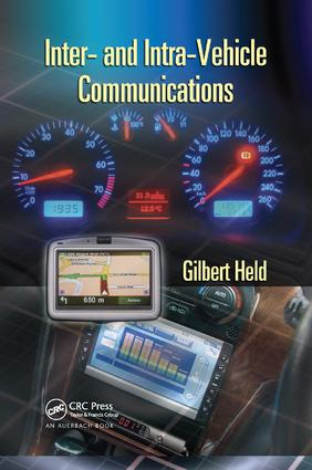 Inter- and Intra-Vehicle Communications: 1st Edition (Paperback) book cover