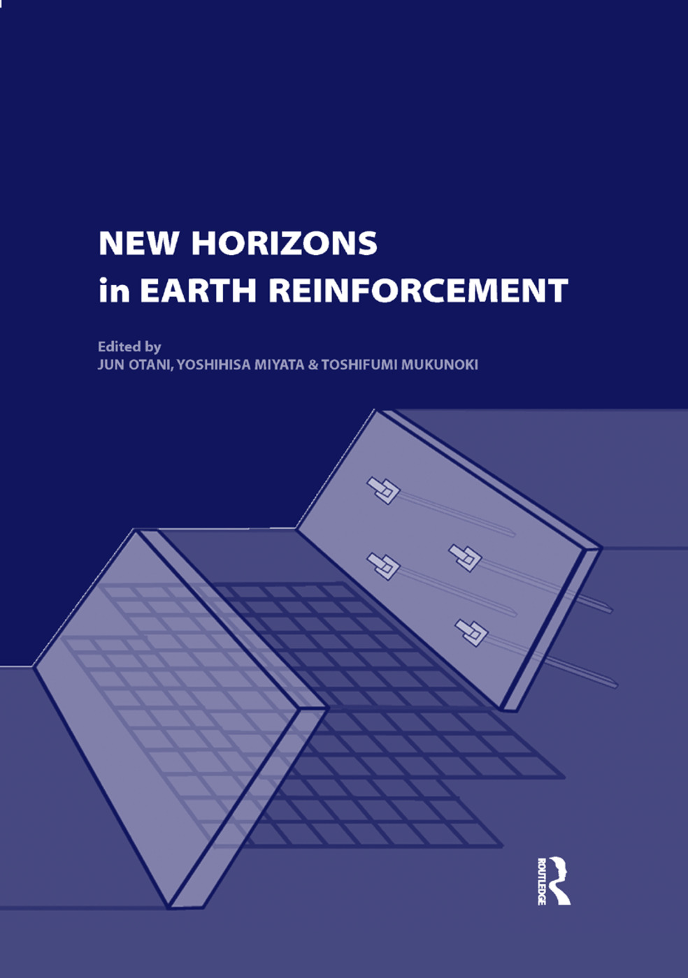 New Horizons in Earth Reinforcement: Book + CD-ROM, 1st Edition (Paperback) book cover