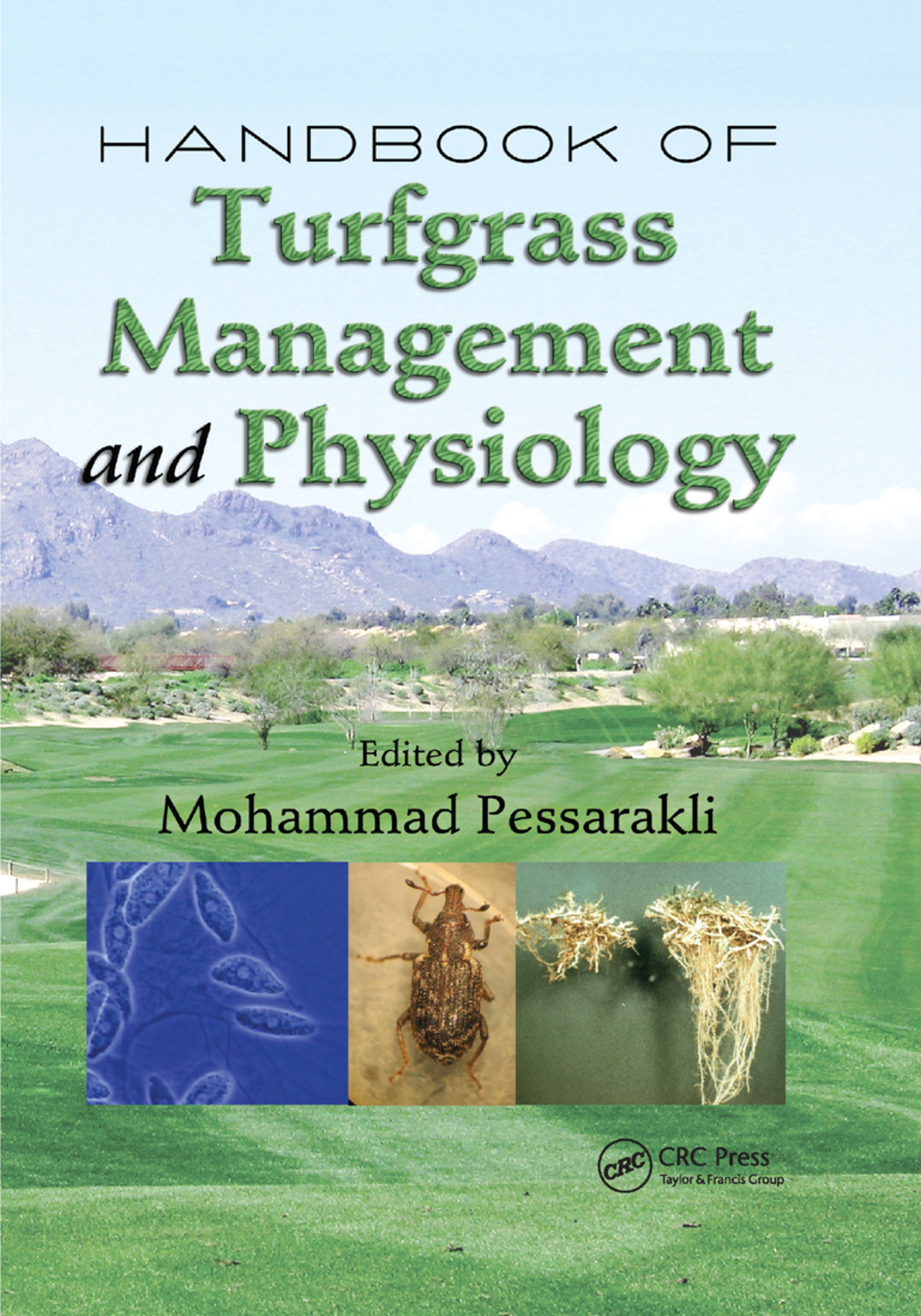 Handbook of Turfgrass Management and Physiology: 1st Edition (Paperback) book cover