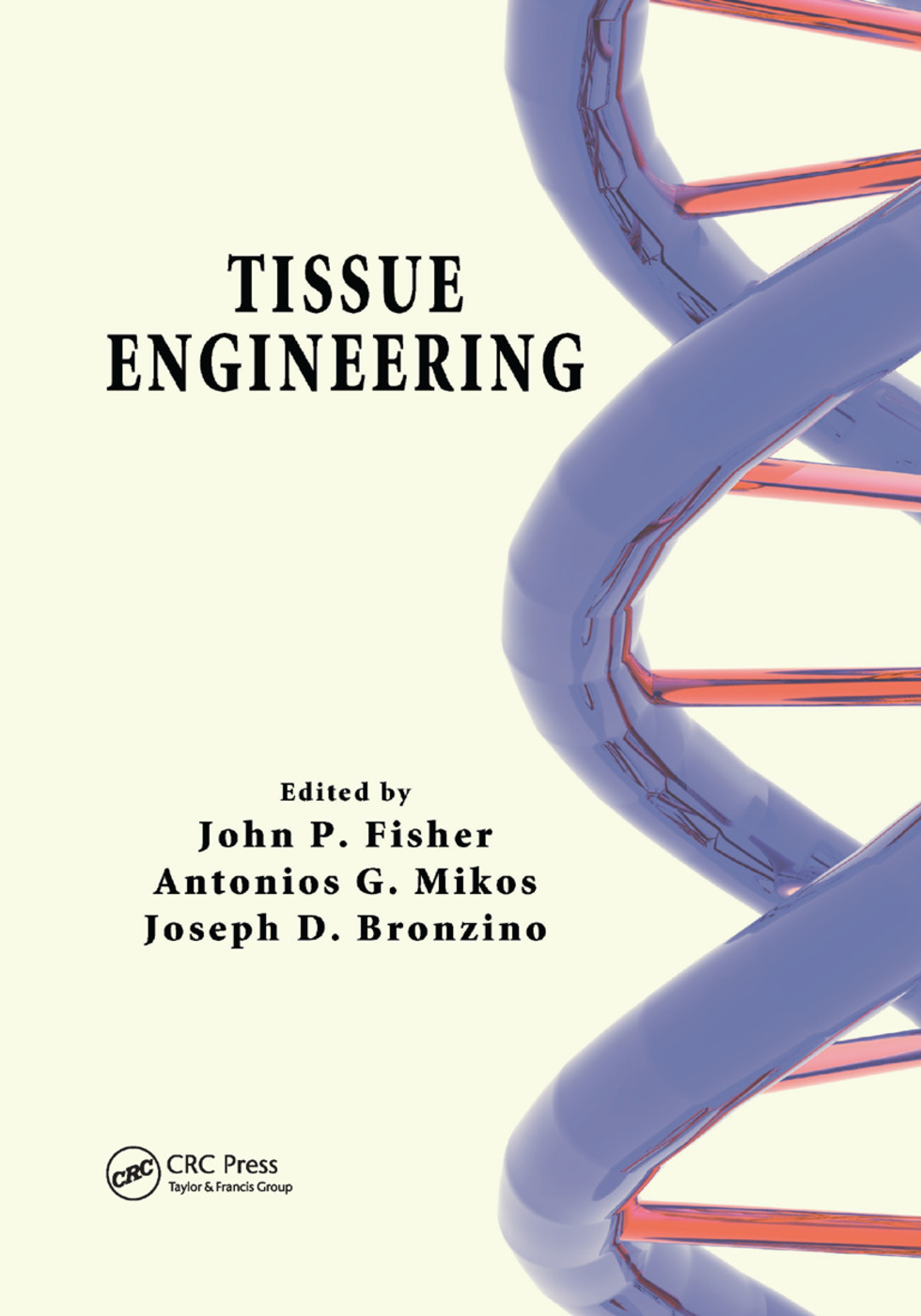 Tissue Engineering: 1st Edition (Paperback) book cover