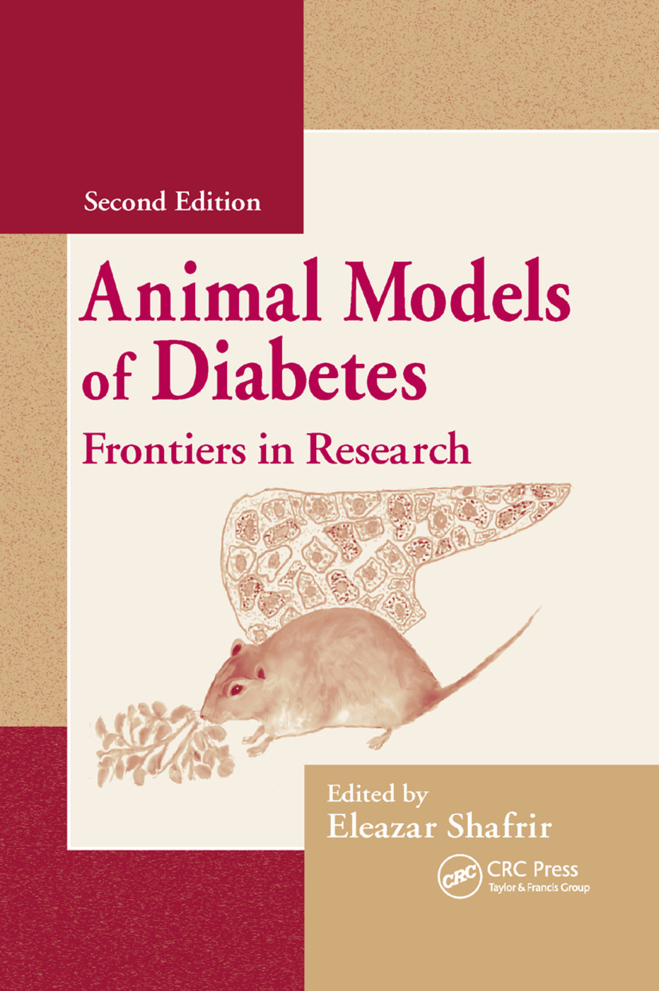 Animal Models of Diabetes: Frontiers in Research, 2nd Edition (Paperback) book cover