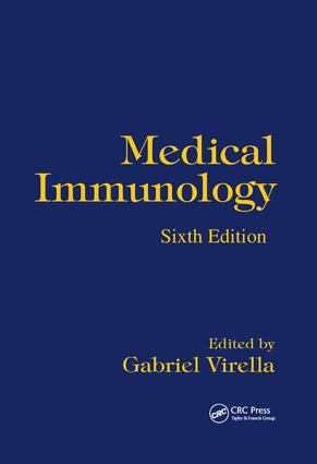 Medical Immunology: 6th Edition (Paperback) book cover