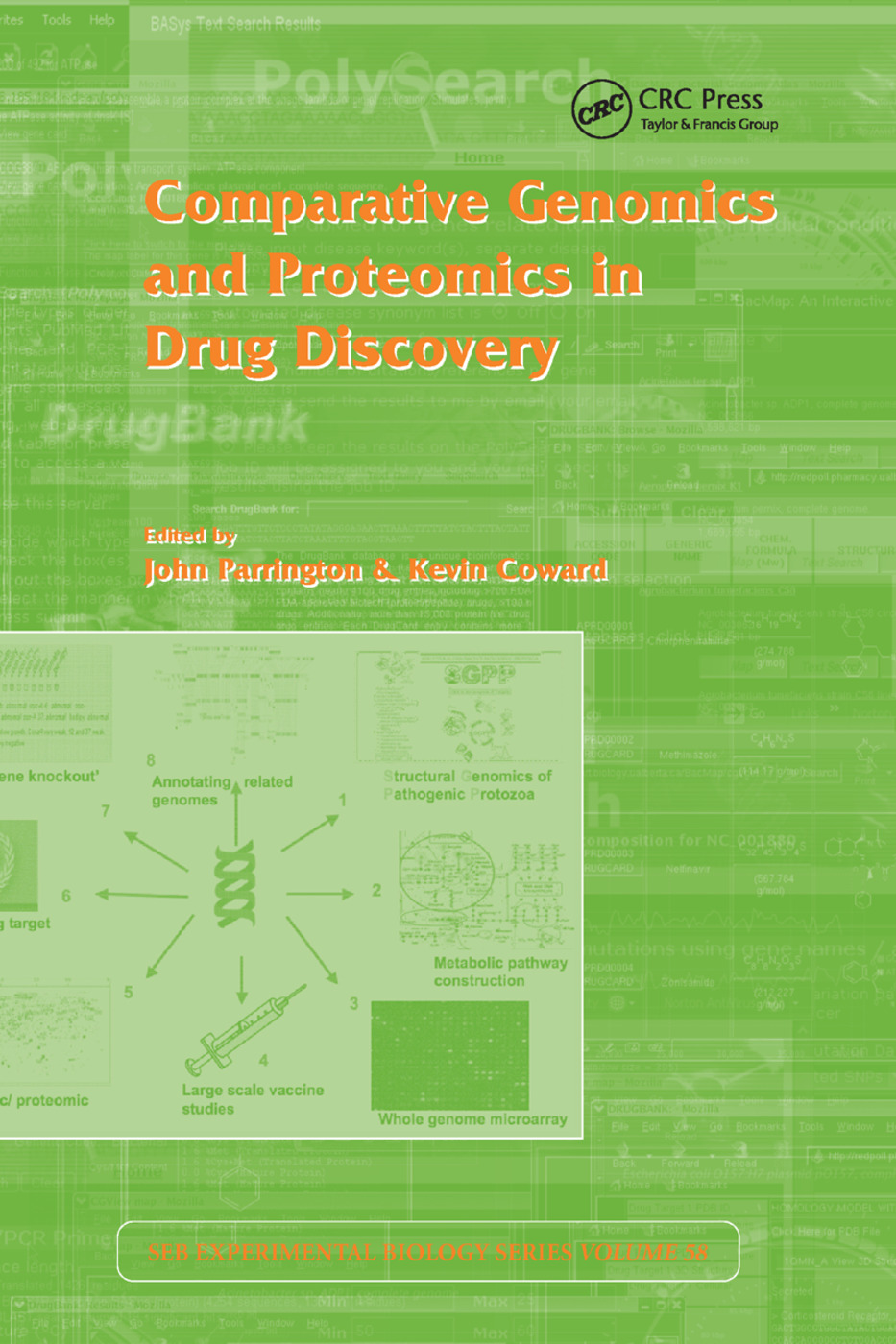Comparative Genomics and Proteomics in Drug Discovery: Vol 58, 1st Edition (e-Book) book cover