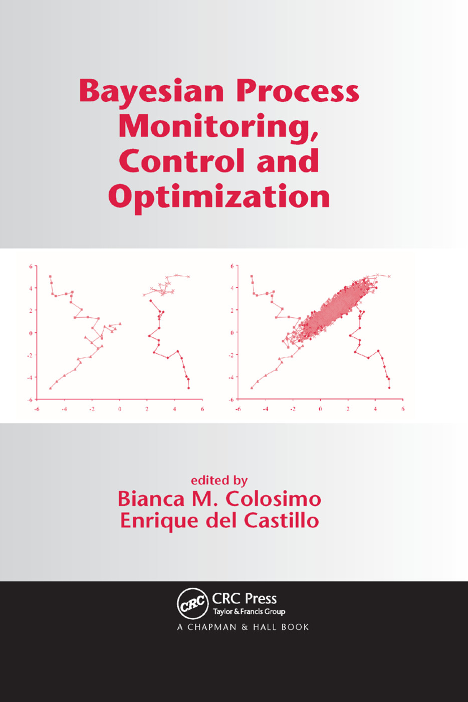 Bayesian Process Monitoring, Control and Optimization: 1st Edition (Paperback) book cover