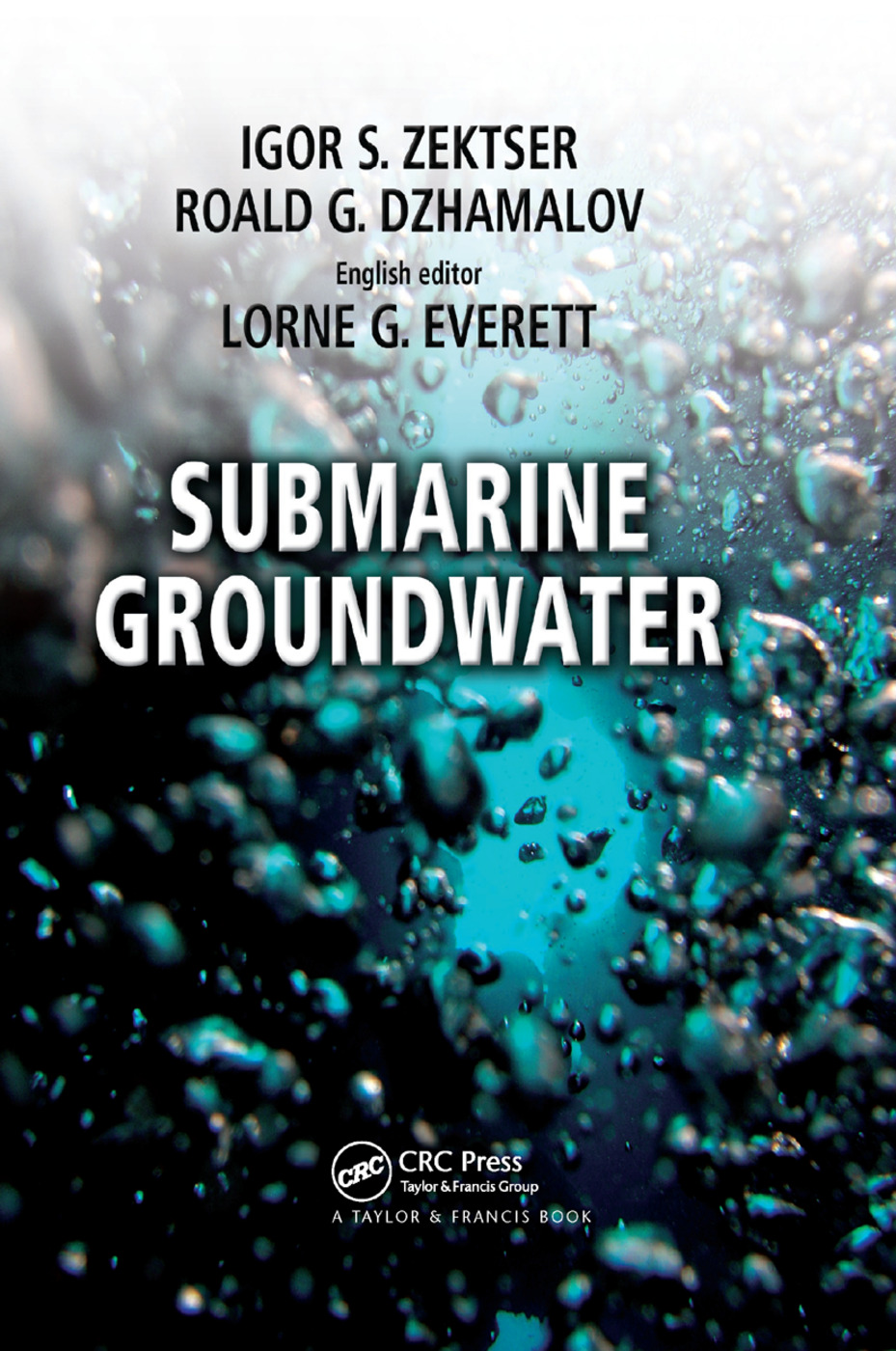 Submarine Groundwater: 1st Edition (Paperback) book cover