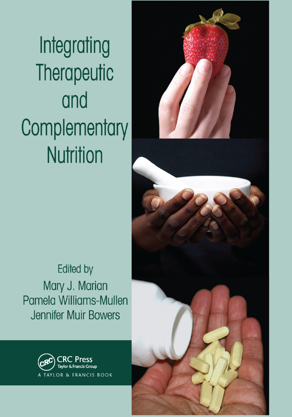 Integrating Therapeutic and Complementary Nutrition: 1st Edition (Paperback) book cover