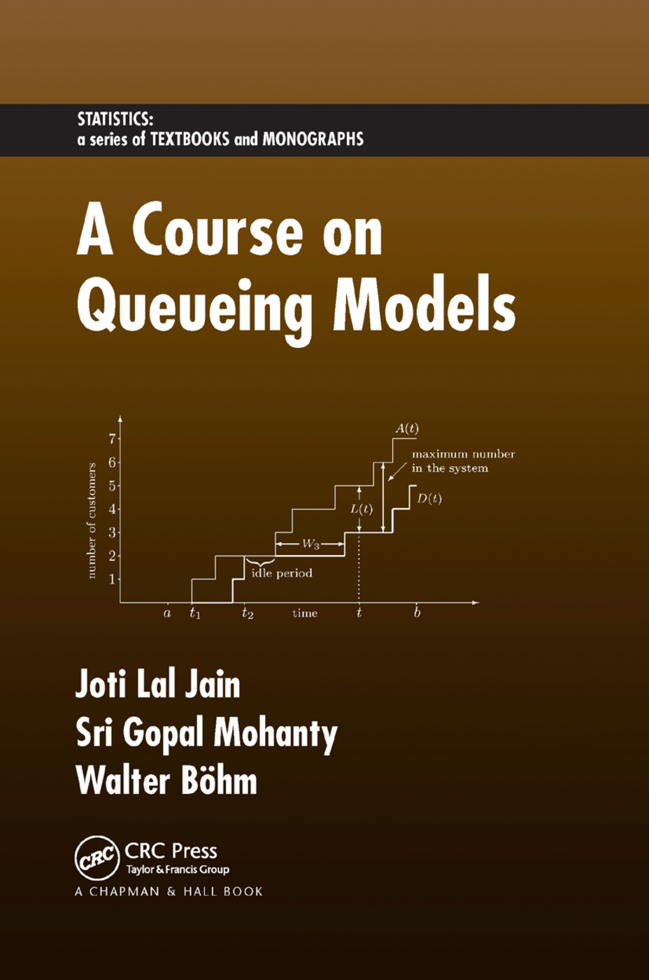 A Course on Queueing Models: 1st Edition (Paperback) book cover