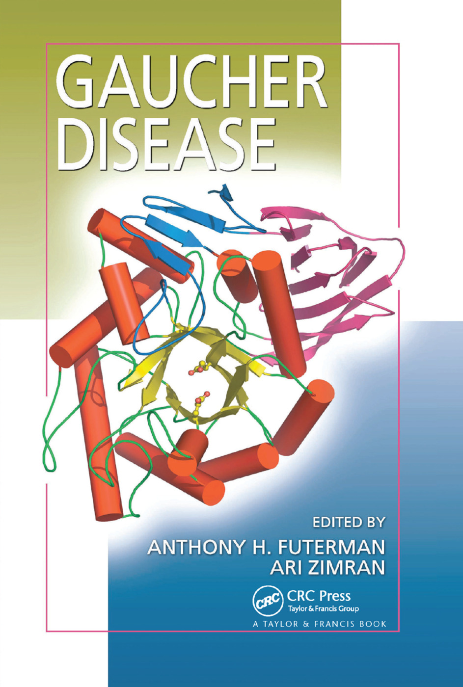 Gaucher Disease: 1st Edition (Paperback) book cover