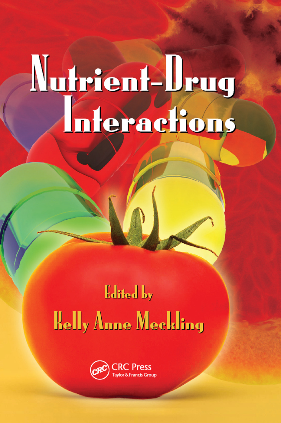 Nutrient-Drug Interactions: 1st Edition (Paperback) book cover