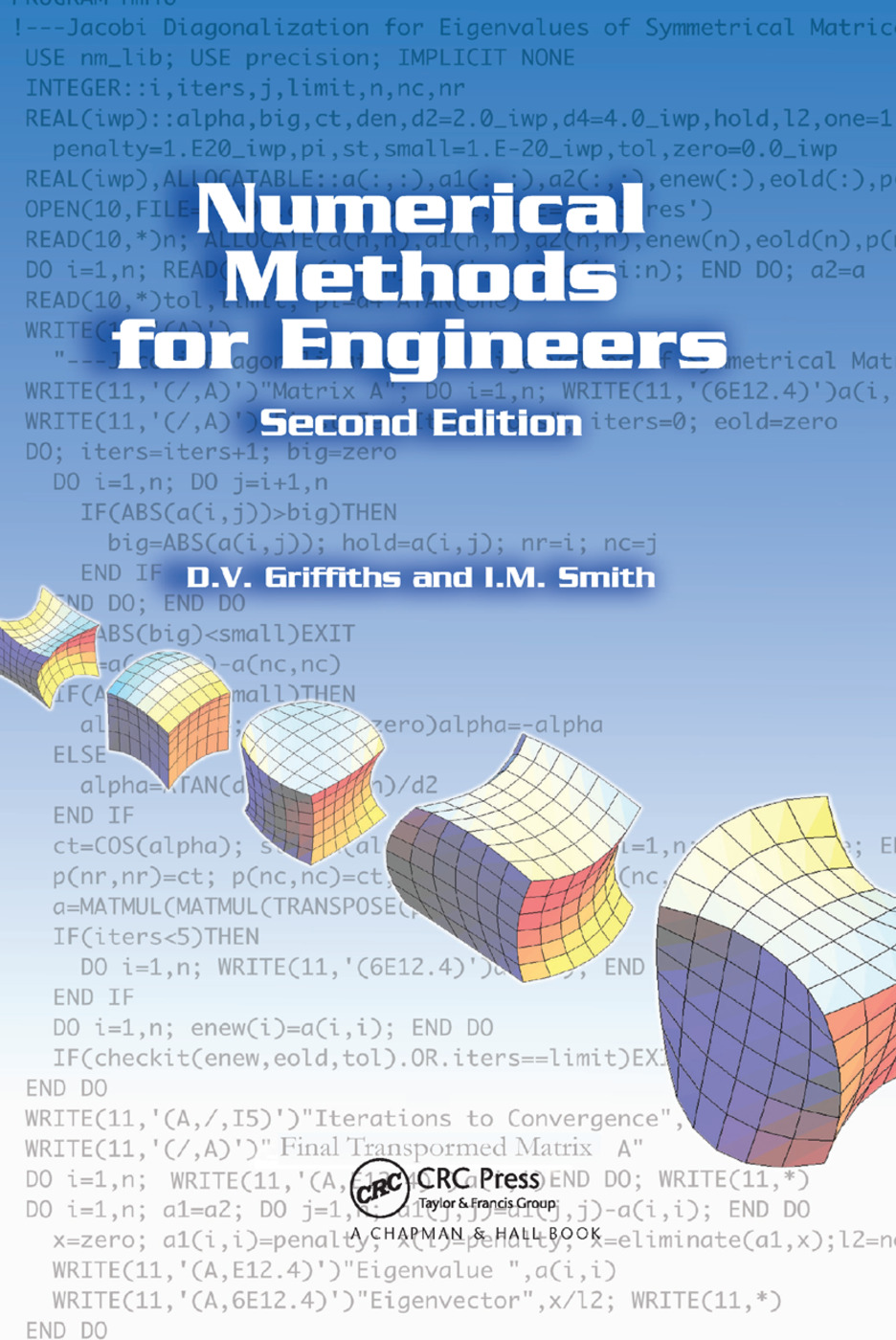 Numerical Methods for Engineers: 2nd Edition (Paperback) book cover