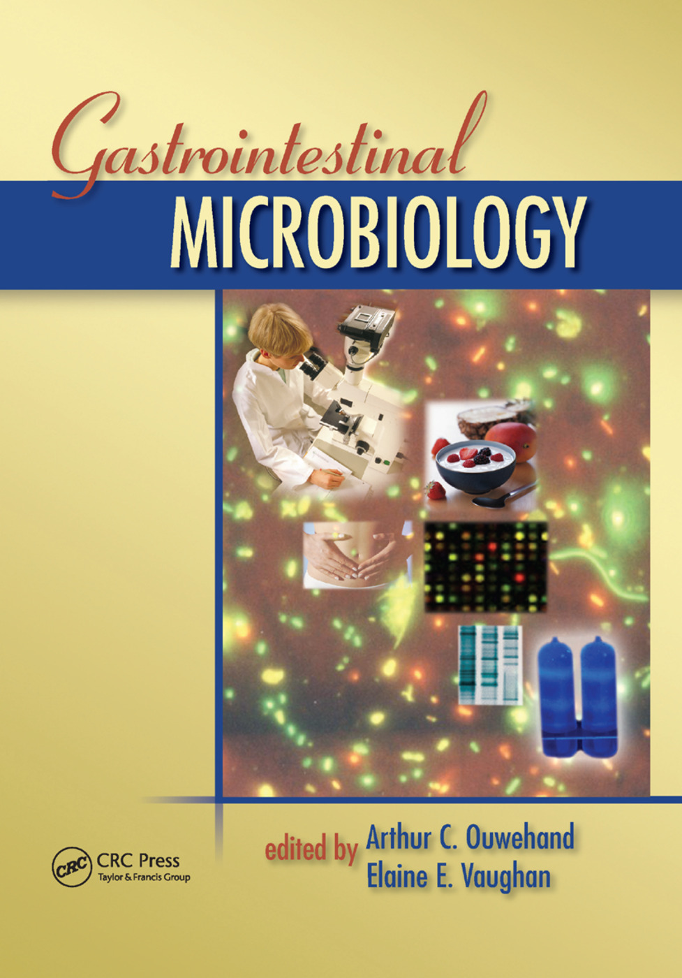 Gastrointestinal Microbiology: 1st Edition (Paperback) book cover